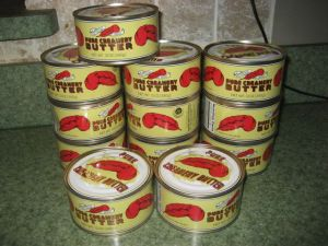 Canned Butter.  What will they think of next?